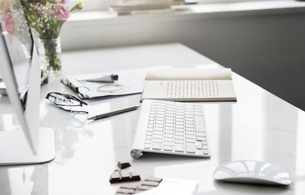 Jak dbać o klawiaturę komputerową?